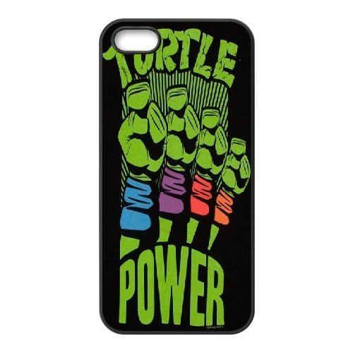Funda de iphone 4 y 4S Teenage Mutant Ninja Turtles Pintura ...