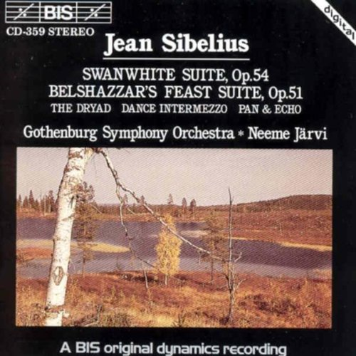 Sibelius - Swanwhite Suite / Belshazzar\'s Feast (CD)