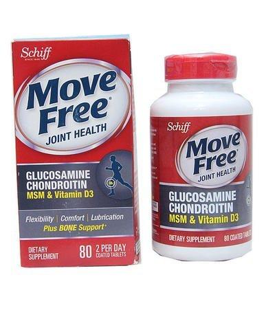 Move free advanced plus msm & vitamin d3
