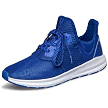 Woosen Men's Shoes Casual Fashion Sneakers Running Shoes Breathable Athletic Sports Shoes