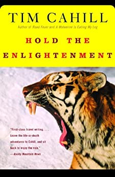 Hold the Enlightenment by [Cahill, Tim]