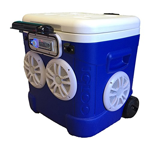 72 Can Cooler Radio Bluetooth Extremely Loud!