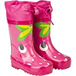 Tuc Tuc Toddler Girls Cute Strawberry Rain Boots
