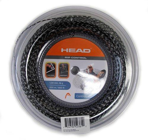 Head RIP Control 16 Tennis Racquet String Reel - Black ()