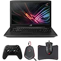 ASUS ROG STRIX GL703VM-DB74 SCAR Edition - Select Edition (i7-7700HQ, 16GB RAM, 480GB NVMe SSD + 1TB SSHD, NVIDIA GTX 1060 6GB, 17.3 Full HD 120Hz 5ms, Windows 10) VR Ready Gaming Notebook