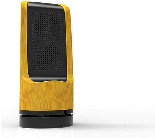 GWX Altavoz de luz LED de Bluetooth, Caja de subwoofer, el Apoyo TWS de interconexión para la conexión del Equipo móvil,1pack: Amazon.es: Hogar