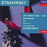 Stravinsky: L'Histoire du Soldat (The Soldier's Tale) - suite; Divertimento; Octet; Suites Nos. 1 & 2