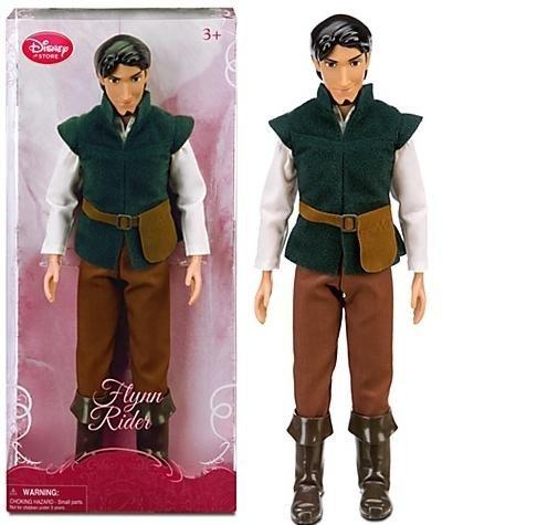 Tangled Classic Flynn Rider Doll -- 12'' H