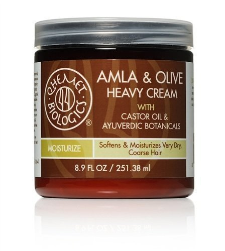 - Qhemet Biologics Amla & Olive Heavy Cream -8 oz