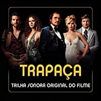 Original Motion Picture Soundtrack - Trapaça (American Hustle) [CD]