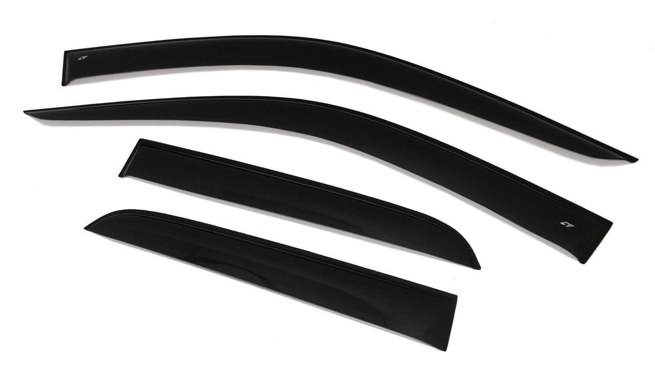 Cobra Tuning A11000 Vent Visor Window Deflectors 4-pcs Audi A4