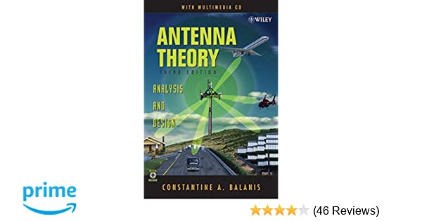 Antenna Theory Analysis And Design 3rd Edition Pdf