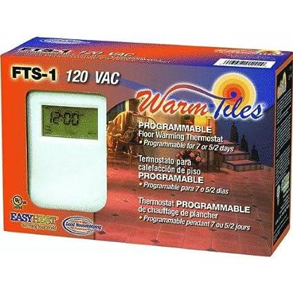 Jacuzzi EK90000 Radiant Floor Warming System - Programmable Thermostat, Neutral