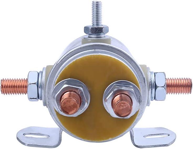 industrial Barsku marina carro de golf Interruptor de rel/é solenoide de 24 voltios para cabrestante de aut/ógrafo