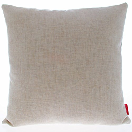 "Kingla Home® Colorfull Geometry Cotton Linen Decorative Throw Pillow Covers 18"" x 18"" Square Vintage Pillow Case"