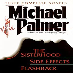 The Michael Palmer Value Collection Audiobook