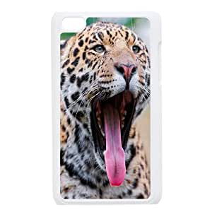 Leopard for Apple iPod Touch 4 Custom Phone Case GYH395290