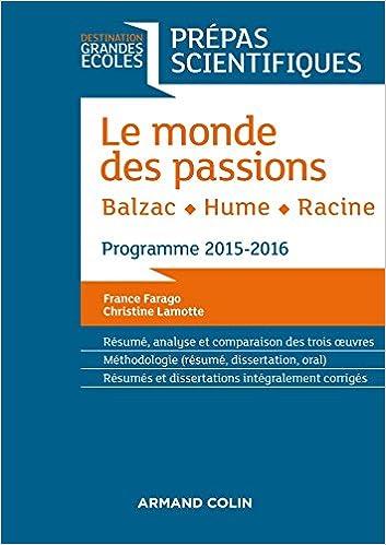 hume dissertation sur les passions résumé
