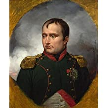 high quality polyster Canvas ,the Best Price Art Decorative Canvas Prints of oil painting 'Emile-Jean-Horace Vernet - The Emperor Napoleon I,1815', 18x22 inch / 46x56 cm is best for Study artwork and Home gallery art and Gifts