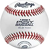 Rawlings PONY League League Play Baseballs, (Box of 24), R14UPLSW2-24