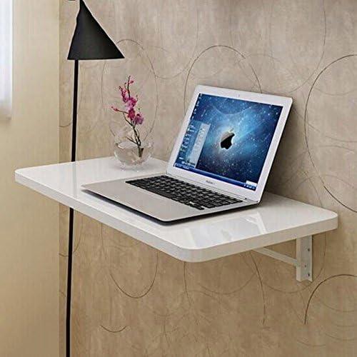 調節可能なラップトップテーブル、パーティションノートブックスタンド壁掛け式ポータブルStandingベッドデスク折りたたみ式ソファ朝食トレイポータブル調節可能なVentedノートパソコンスタンド 50x30cm(20x12inch)