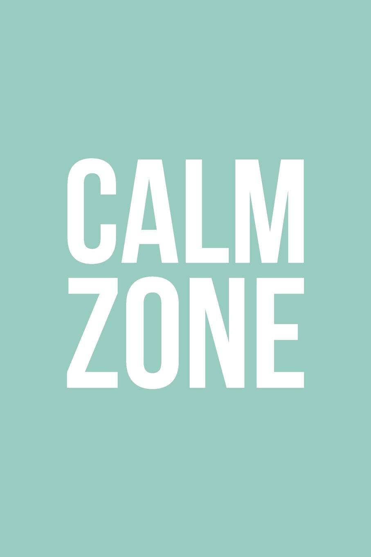 "Amazon.com: Calm Zone: Inspirational Notebook / Journal (6""x9 ..."