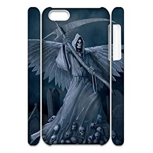 HOPPYS Customized 3D case Grim Reaper for iPhone 5C