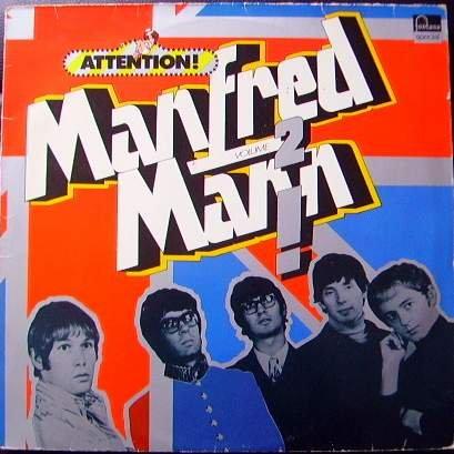 MANFRED MANN - Attention!, Vol. 2 Lp - Zortam Music