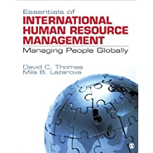 Essentials of International Human Resource Management: Managing People Globally (English Edition)