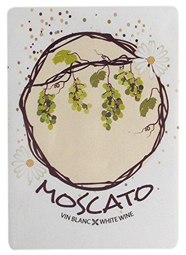 Home Brew Ohio Moscato Wine Labels