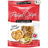 The Snack Factory Pretzel Crisps - Everything (12x170g)