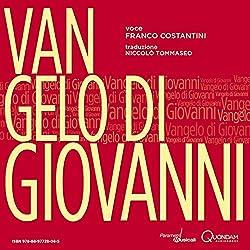 Vangelo di Giovanni [St. John's Gospel]