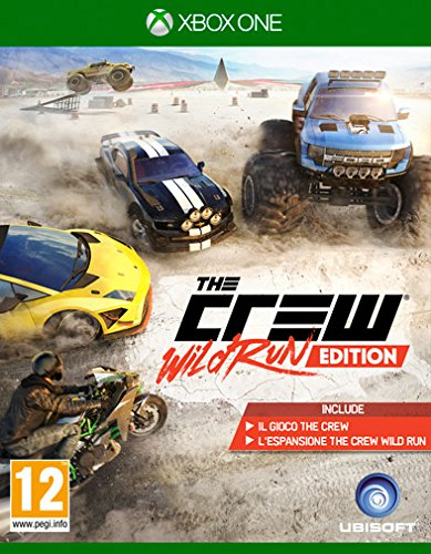 3 opinioni per The Crew- Wild Run Edition- Xbox One