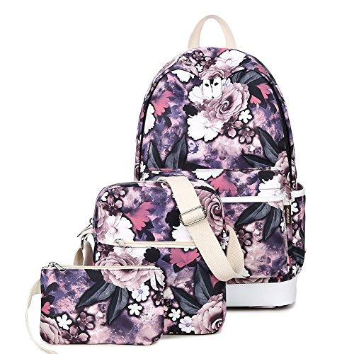 School Backpack Purses Bookbag Shoulder