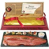 SeaBear Smoked Wild Sockeye Salmon 1 lb Fillet