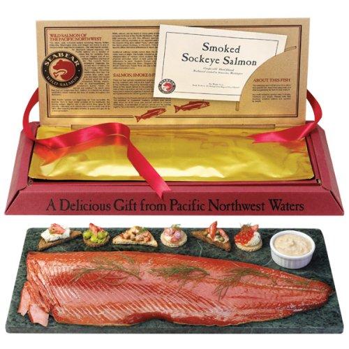 Smoked Wild Sockeye Salmon - 8