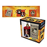 One Piece - Monkey D. Luffy 3 Piece Gift Set