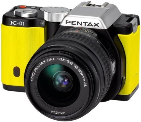 Pentax K 01 Slr Digital Kamera 3 Zoll Inkl 18 55mm Kamera