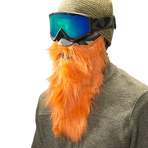 Beardski Hunter Face Mask, One Size, Hunter