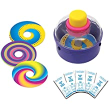 Paper Magic Group Spin an Egg Dye Kit by Dudley's, Perfect for Easter Kid Dying