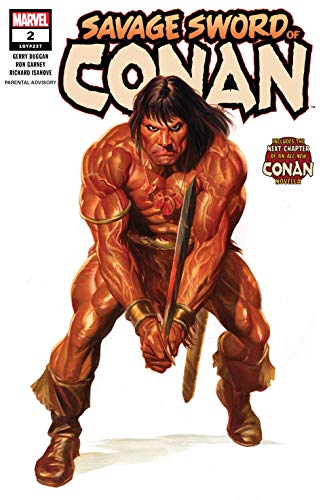 Pdf Graphic Novels Savage Sword Of Conan (2019-) #2