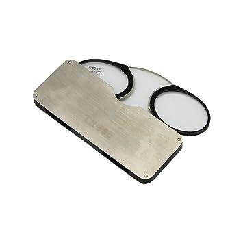 Vidrios de lectura de EnzoDate carpeta con estuche, tarjeta de ...