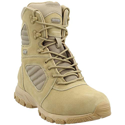 (Magnum Men's Response III 8.0 Boot,Desert Tan,11.5 M US)