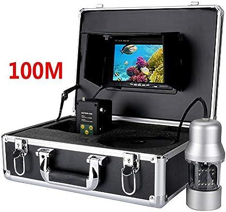 GW Smart HD CCD 360 Grado rotación subacuática cámara subacuática Sistema de ángulo Visual para TV subterránea: Amazon.es: Deportes y aire libre