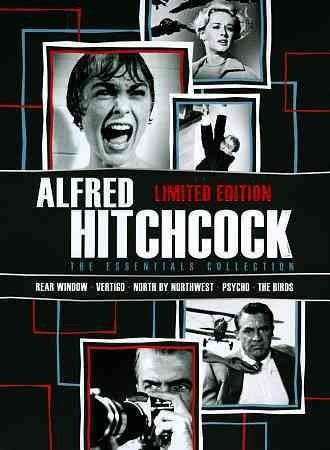 Alfred Hitchcock: The Essentials Collection DVD 5-Disc Set