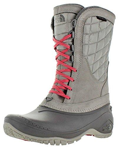 The North Face Womens Thermoball Utility Mid Boot Tortora / Calypso Corallo