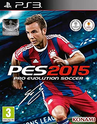 PES 2015 (PS3): Amazon co uk: PC & Video Games