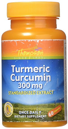Turmeric Extract 300mg Thompson 60 Caps For Sale