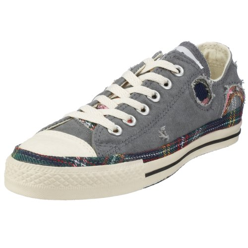 Converse Chuck Taylor Patchwork Ox Ankle High Canvas Fashion