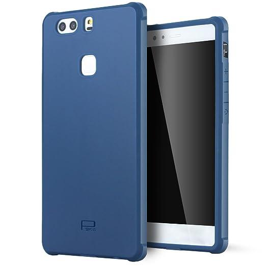 36 opinioni per Huawei P9 Plus Cover,Lizimandu UltraSlim Protettiva Custodia Gel TPU